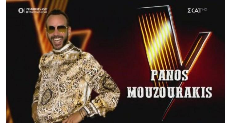 Voice-Panos Mouzourakis