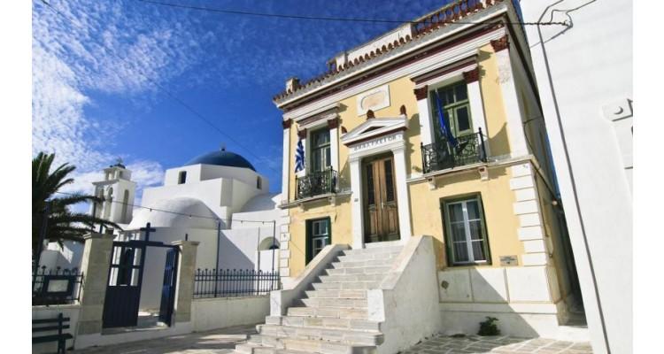 Serifos-houses