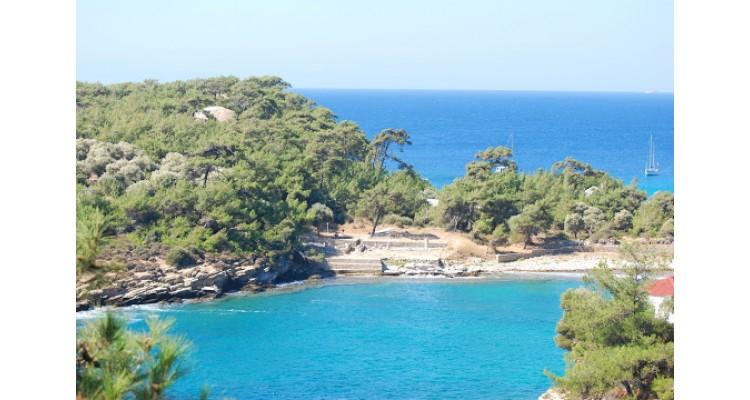 Θάσος-παραλία