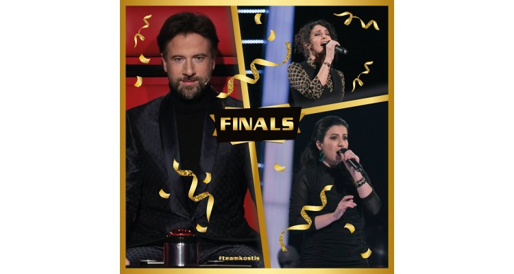 The Voice of Greece-φιναλίστ