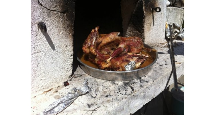 samothraki-roasted goat