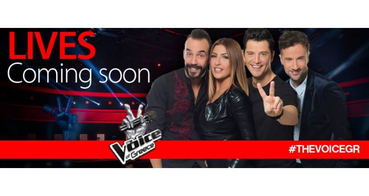 The Voice-Lives