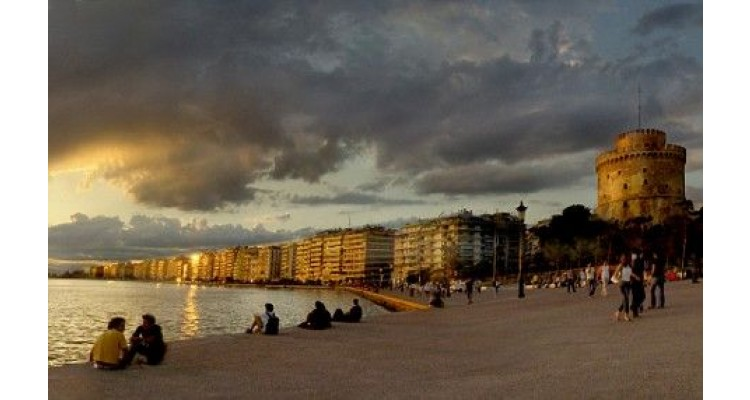 Thessaloniki-sunset