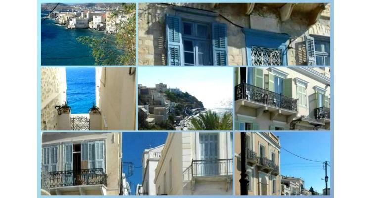 Syros-island-collage