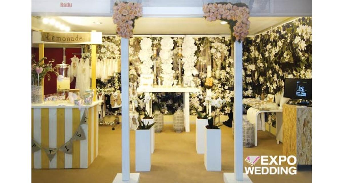 Expo Wedding decor Expo Wedding 2018 Redblueguidecom