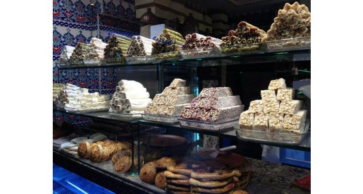 τούρκικα γλυκά