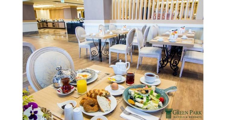 Green Park-breakfast