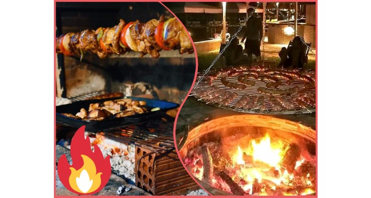 Fasolaki-accommodation-Skopelos-barbeque