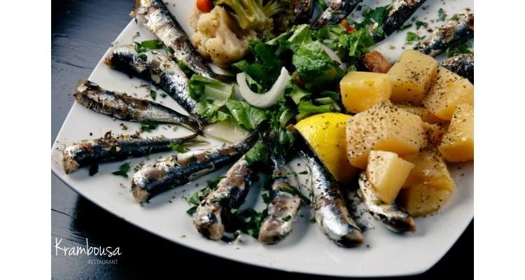 Krambousa-fish