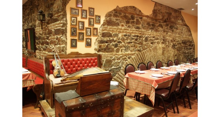 Galata Meyhanesi-restaurant