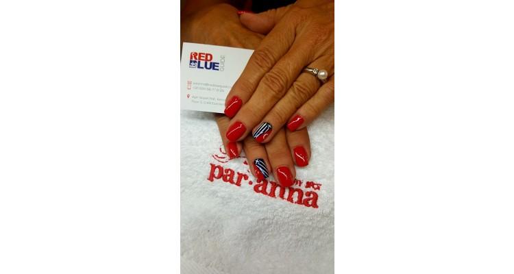 Paranna manicure