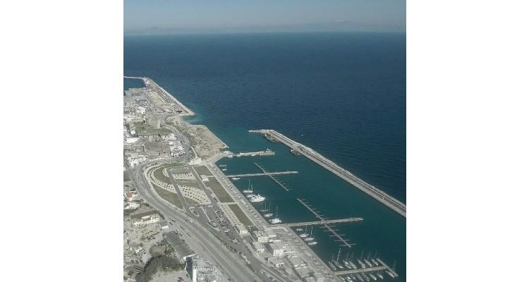 Rhodes-new marina
