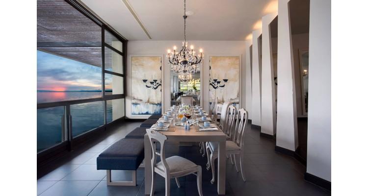Porto Carras Grand Resort-dining room
