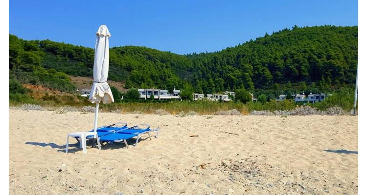 Azapiko- private beach
