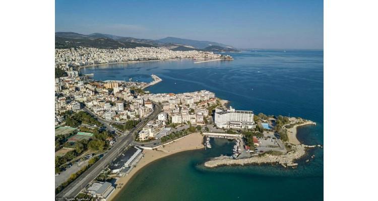 Kavala city