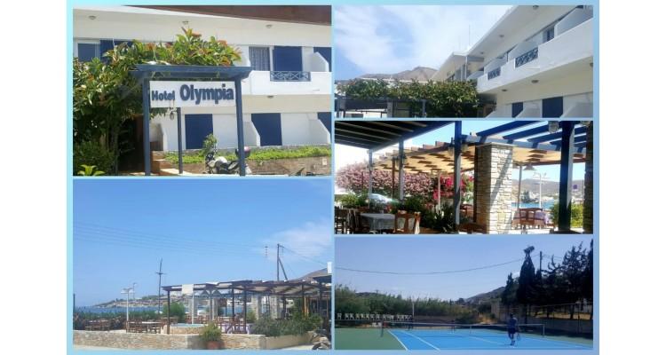 Syros-island-Foinikas-Olympia Hotel