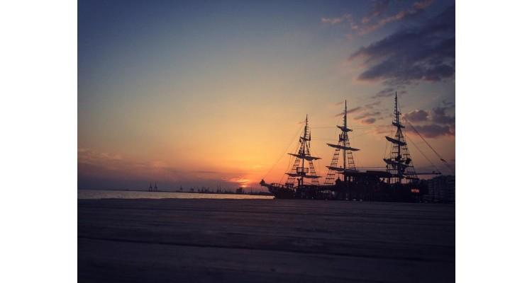 Thessaloniki-harbour