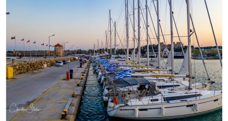 Rhodes-port