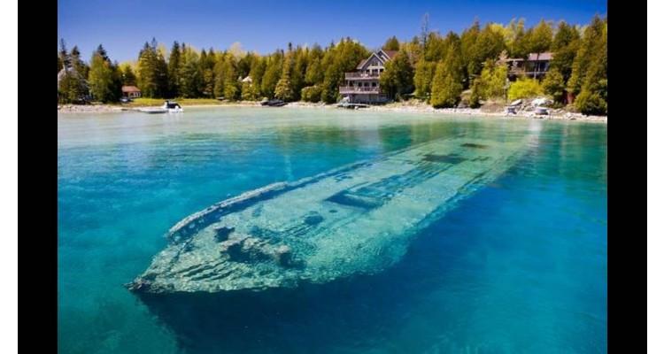 Lichadonisia-Evoia-paradise islands-shipwreck