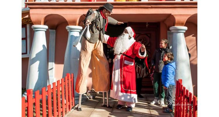 Santa Claus-house