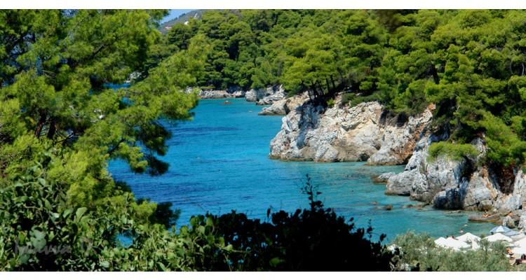 Skopelos-green island