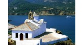 Skopelos-church