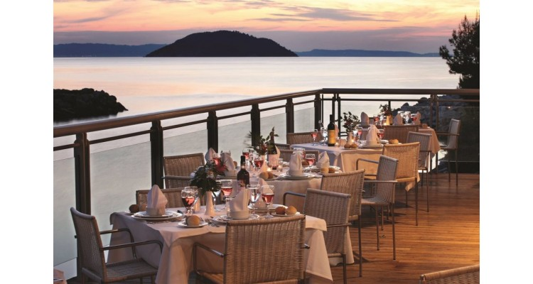 Porto Carras Grand Resort-restaurant