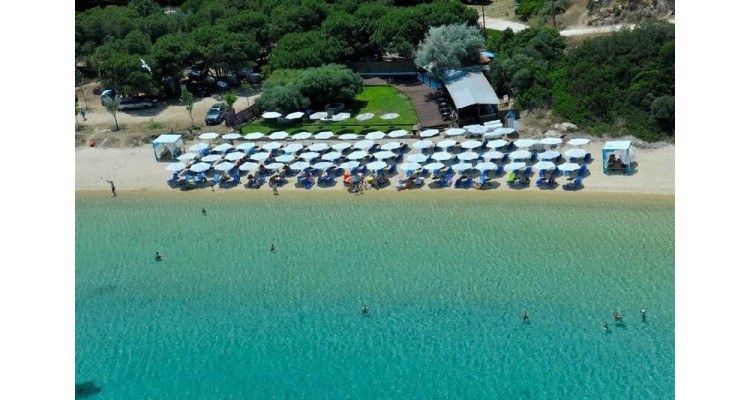 Ammouliani-beaches