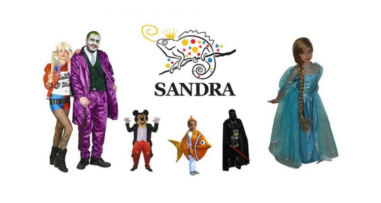 Sandra-carnival costumes