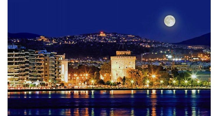 Thessaloniki-beach front
