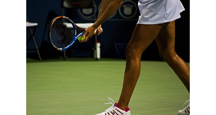Tennis-serv