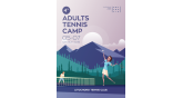 4th Adults Τennis Camp 2019-Collective