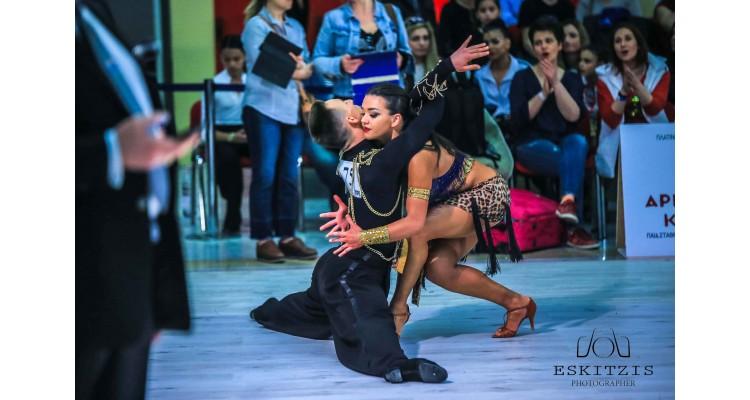 Χορός ζευγαριού
