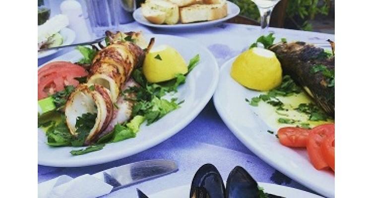 Ammouliani-seafood