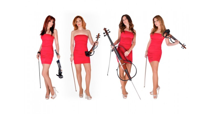 Fortissimo-Electric String Quartet