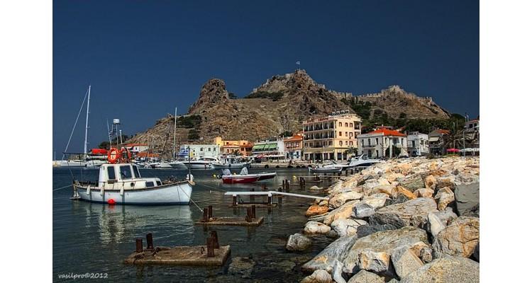 Lemnos-island