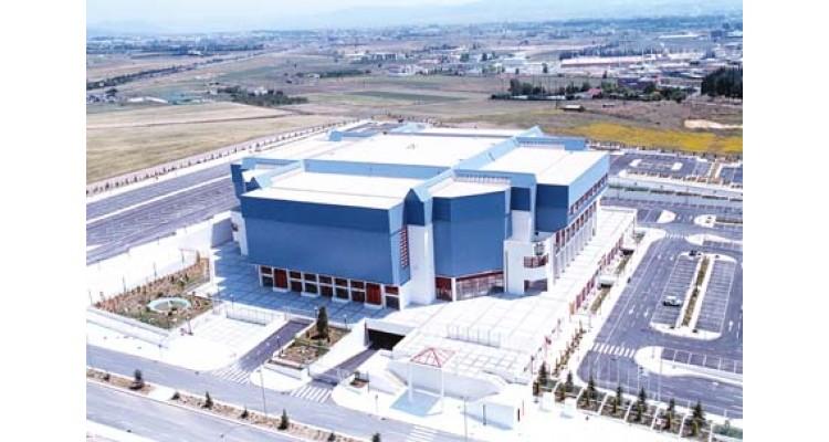 P.A.O.K Sports Arena-Thessaloniki