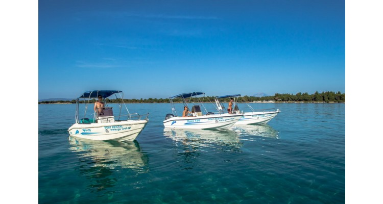 GET WET-Boat Rental