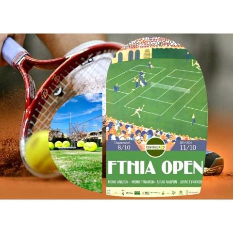 Fthia Open-tenis turnuvası