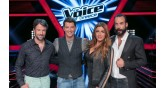 The Voice of Greece-judges
