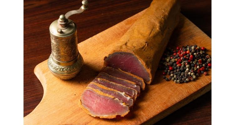 Cappadocia-cured beef