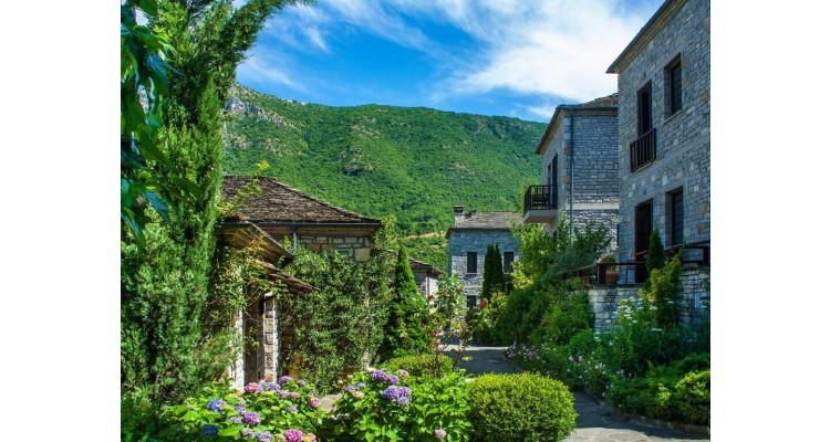 Ζαγόρι-χωριό