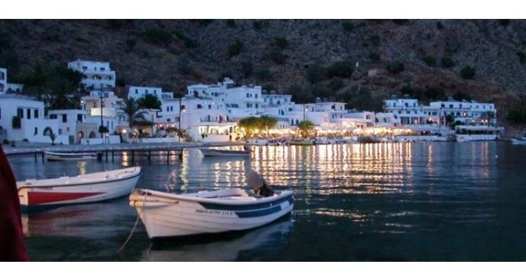 Loutro-Crete-night