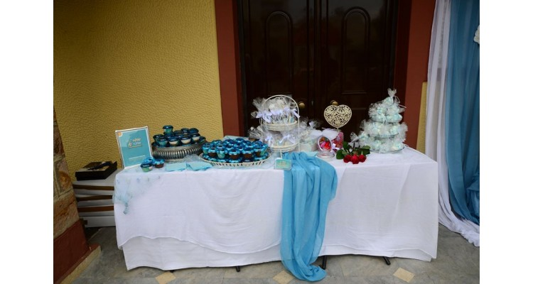 baptism buffet