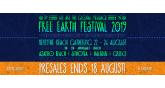 Free Earth Festival-banner