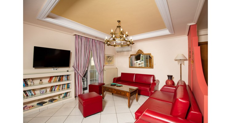 Hotel Philoxenia Inn-lounge