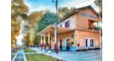 Σιδηροδρομικός-σταθμός