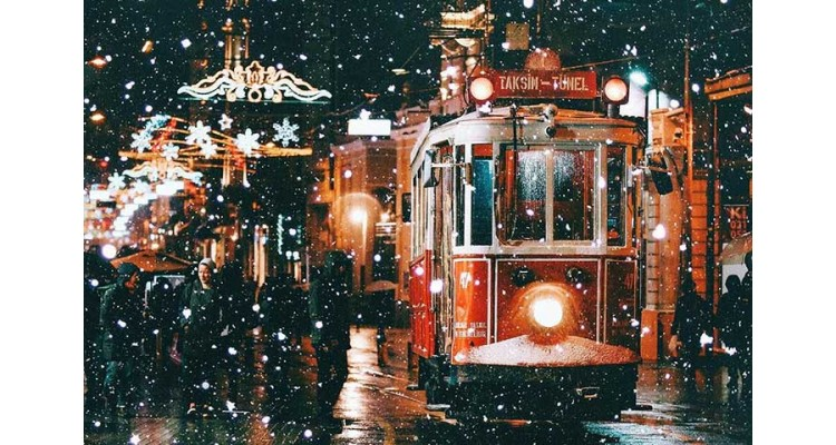 Christmas in Istanbul