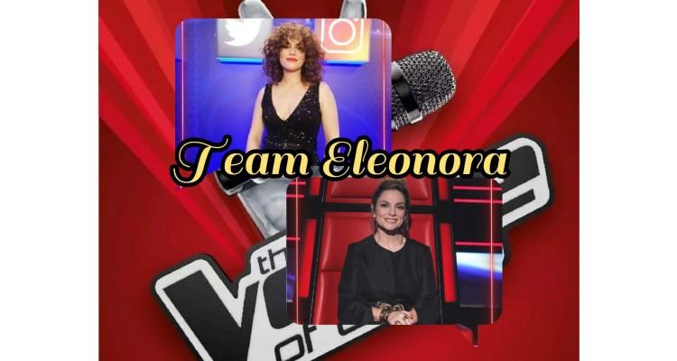 Voice-team Eleonora Zouganeli