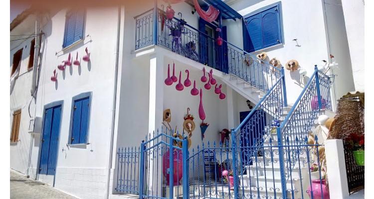 Thassos-houses
